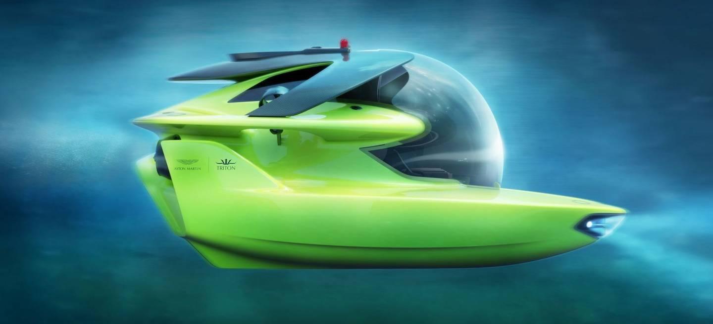 Aston Martin Project Neptune P
