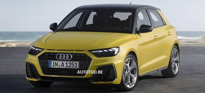 Audi A1 Filtrado 8