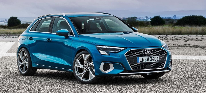 Audi A3 Sportback 2020 0320 001