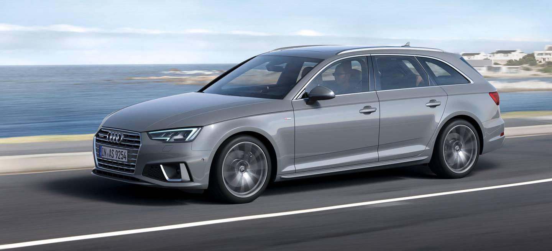 Audi A4 Avant 2018 12