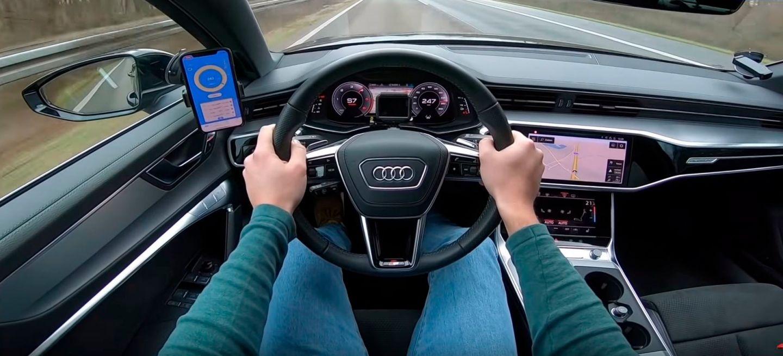Audi A6 Vs Bmw Serie 5 Video