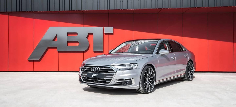 Audi A8 Abt P