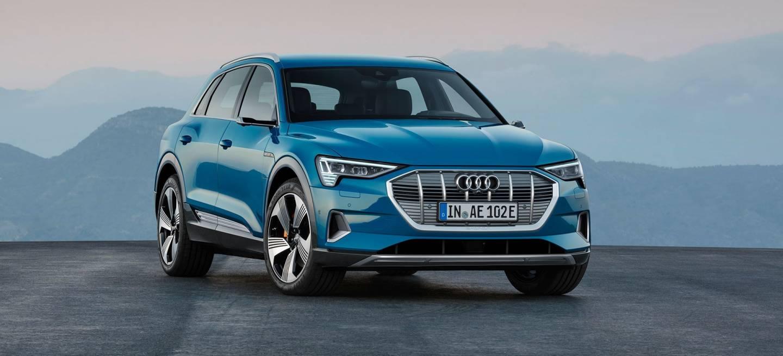 Audi E Tron 2018 28