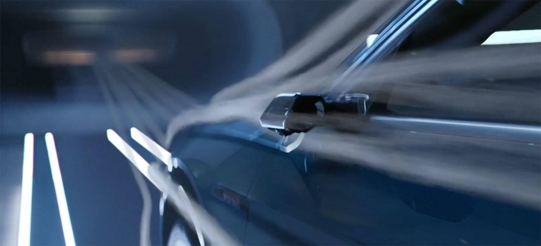 Audi E Tron Adelanto Video Sin Retrovisores