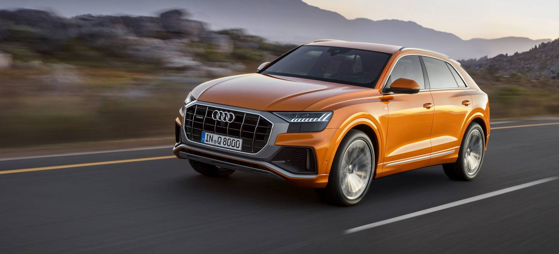 Audi Q8 Aparcamiento Autonomo
