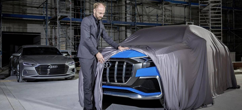 Además de un Audi Q8 Concept, ¿qué otras sorpresas esconde Audi bajo ...
