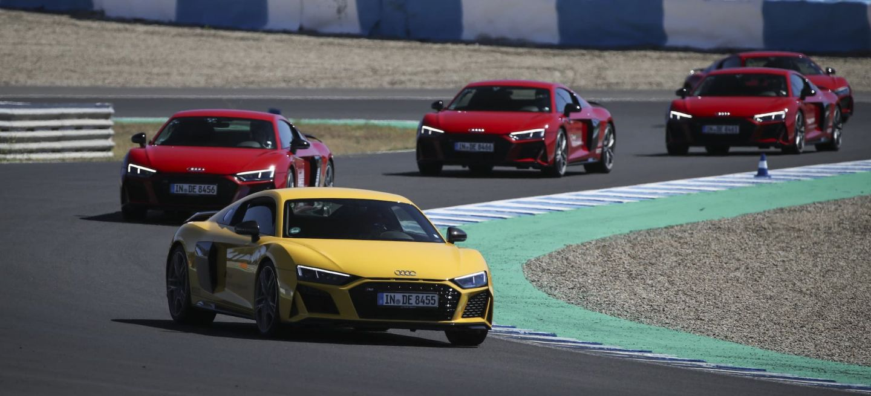 Audi R8 2020 Circuito Jerez 18