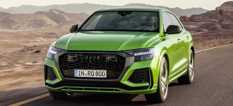 Audi Rs Q8 2020 Verde 02