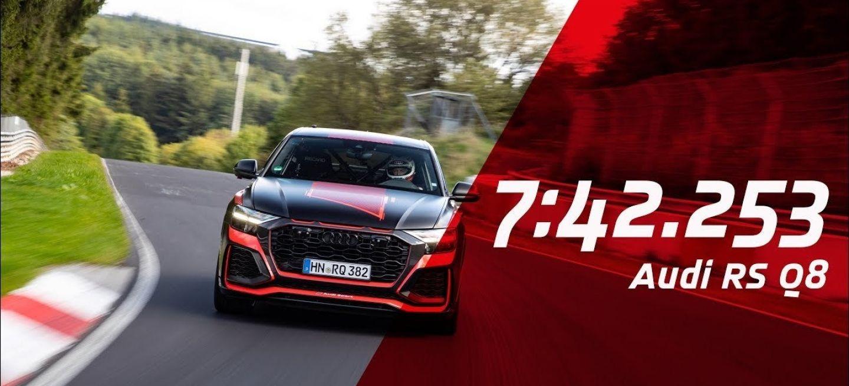 Audi Rs Q8 Record Nurburgring 1019 01