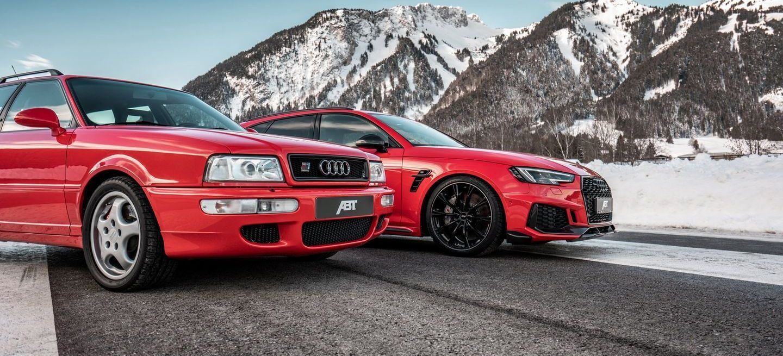 Audi Rs2 Avant Rs4 Avant 11