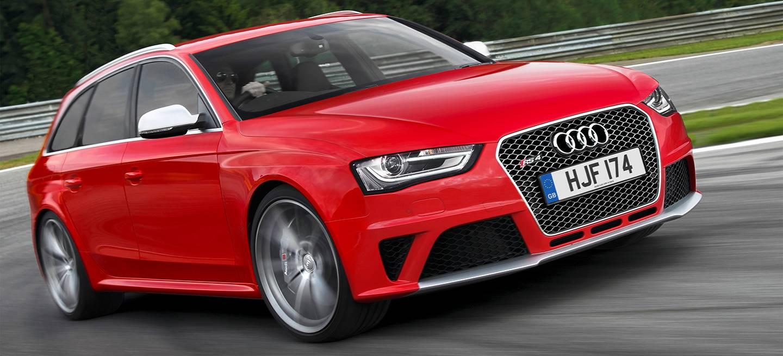 Audi Rs4 Avant 2016 Adios V8 Atmosferico Hola V6 Turbo Diariomotor