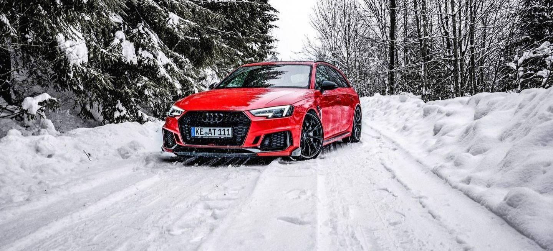 Audi Rs4 Abt Avant P