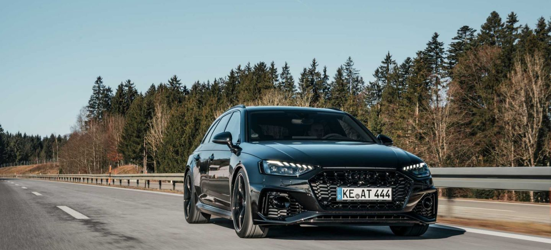Audi Rs4 Abt Dm 8