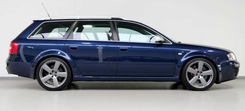 Audi Rs6 Avant C5 Estreno P