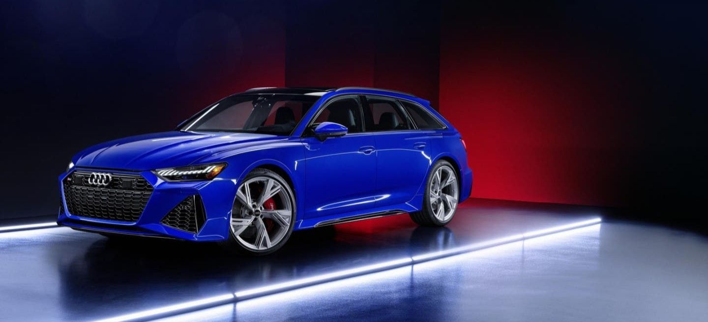 Audi Rs6 Tribute Edition 1440