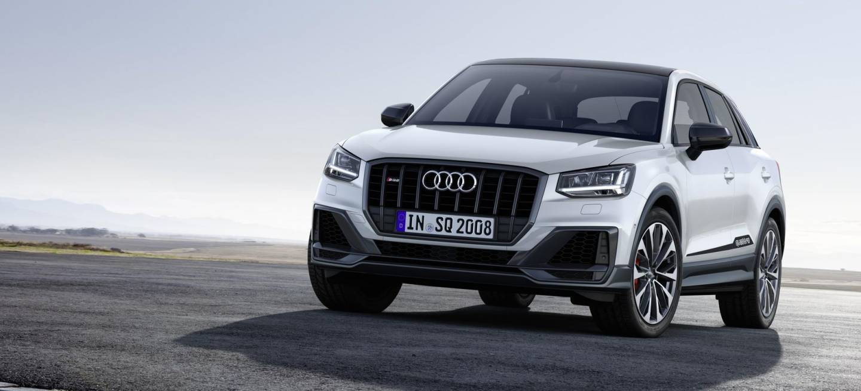 Audi Sq2 2019 P