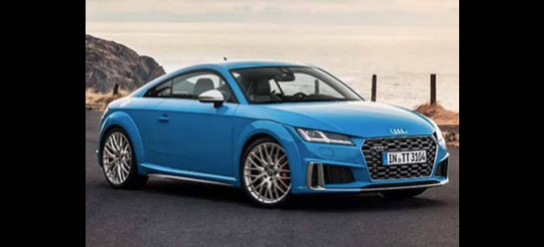 Audi Tt 2019 Primeras Fotos 1