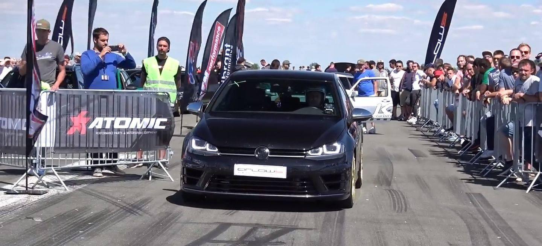 Audi Vw Golf R Tfsi
