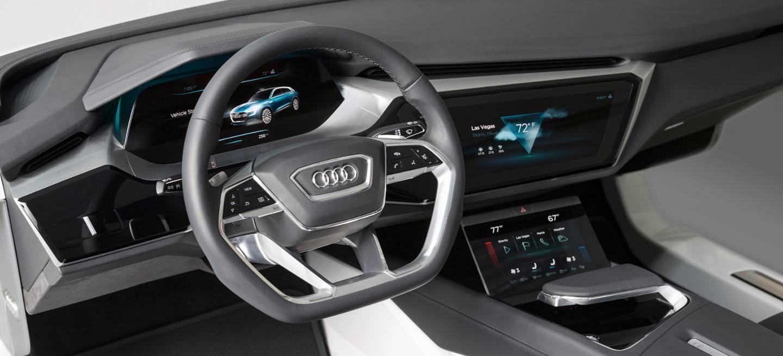 Los Audi Del Futuro Tendr 225 N Un Interior M 225 S Anguloso Y Con