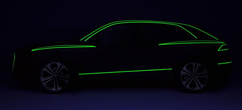 Audi Q8 Adelanto 00