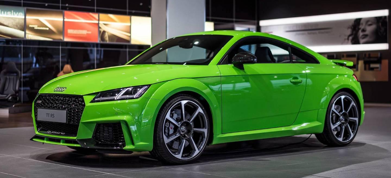 Y T 250 191 Te Comprar 237 As Un Audi Tt Rs Verde Hulk Diariomotor