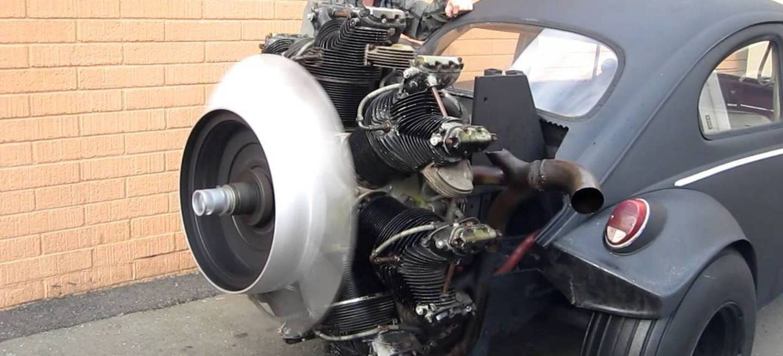 Motor de avioneta