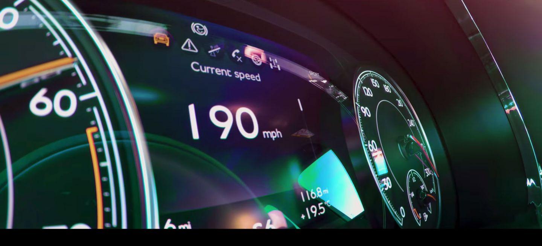 Bentley Bentayga Speed 306 Kmh Video