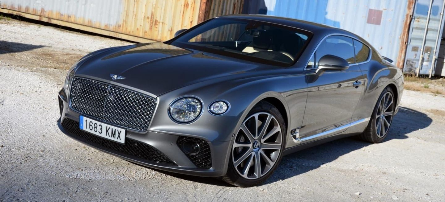 Bentley Continental Gt 2019 0419 027