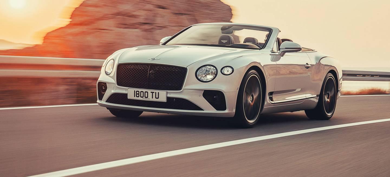 Bentley Continental Gt Convertible 2019 01