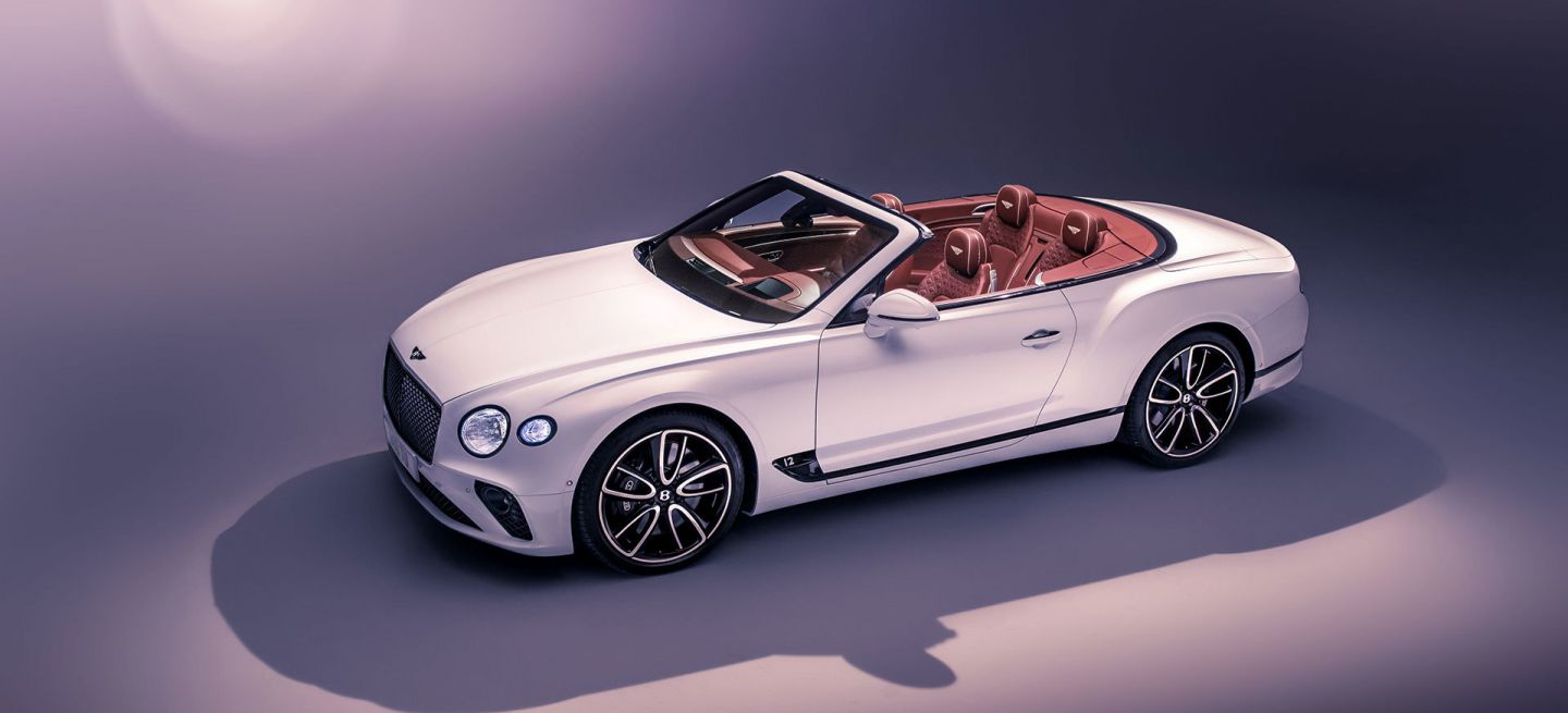 Bentley Continental Gt Convertible 2019 29