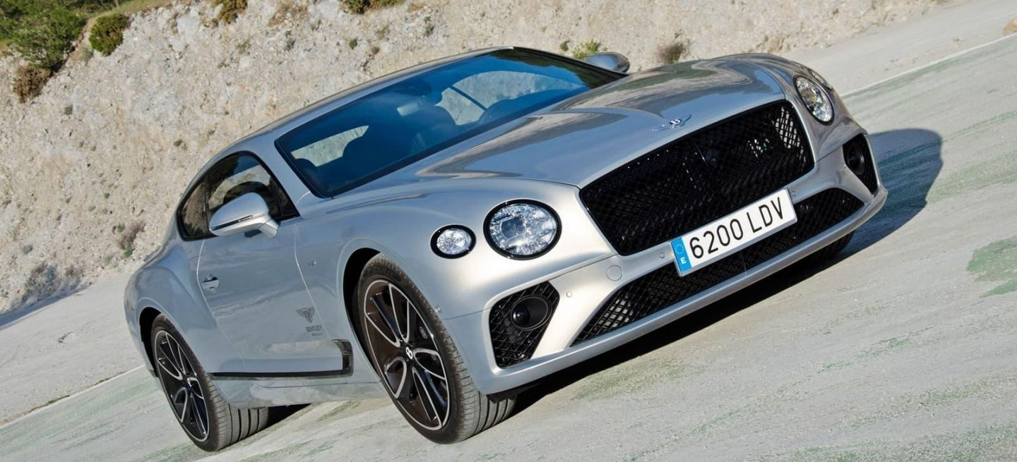 Bentley Continental Gt V8 0320 031