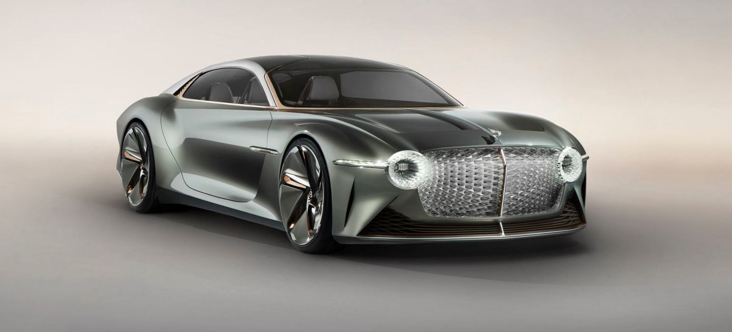 Bentley Exp 100 Gt P