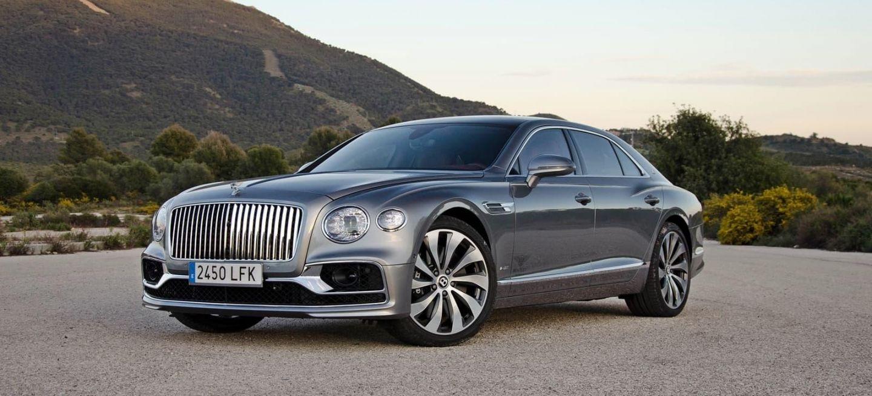 Bentley Flying Spur 2020 Prueba 041