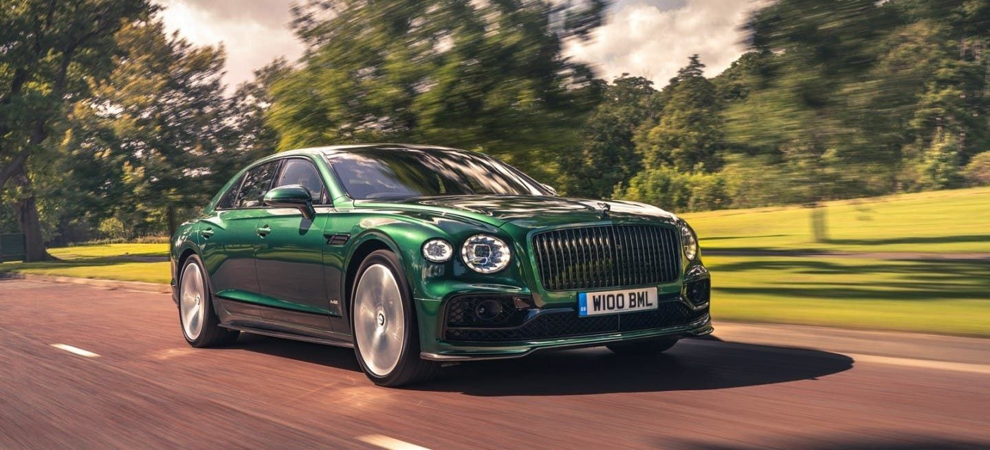 Bentley Flying Spur Styling Spec 1440