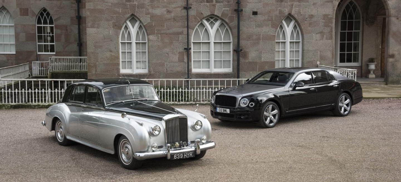 Bentley Mulsanne Speed S2 60 Anos V8 1219 003