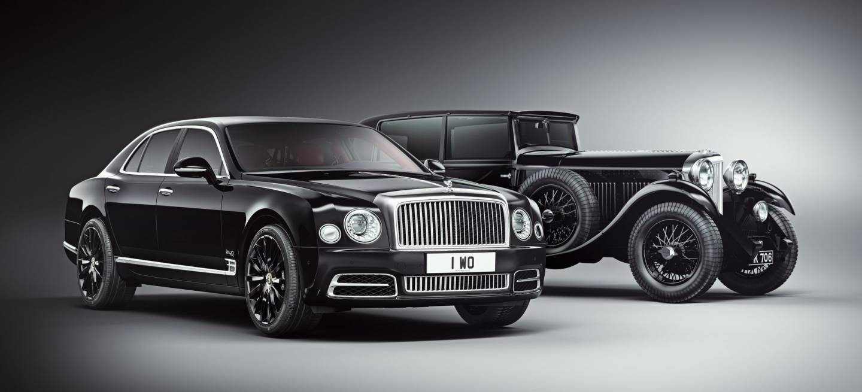 Bentley Mulsanne Wo Bentley 1