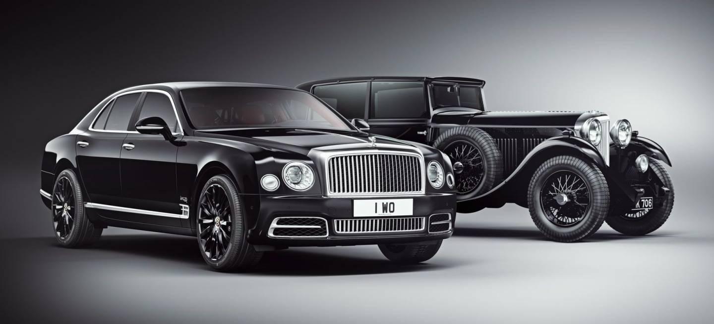 Bentley Mulsanne Wo Bentley P