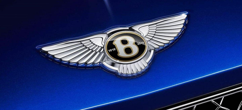 Bentley Nuevo Logo Centenario 0918 008
