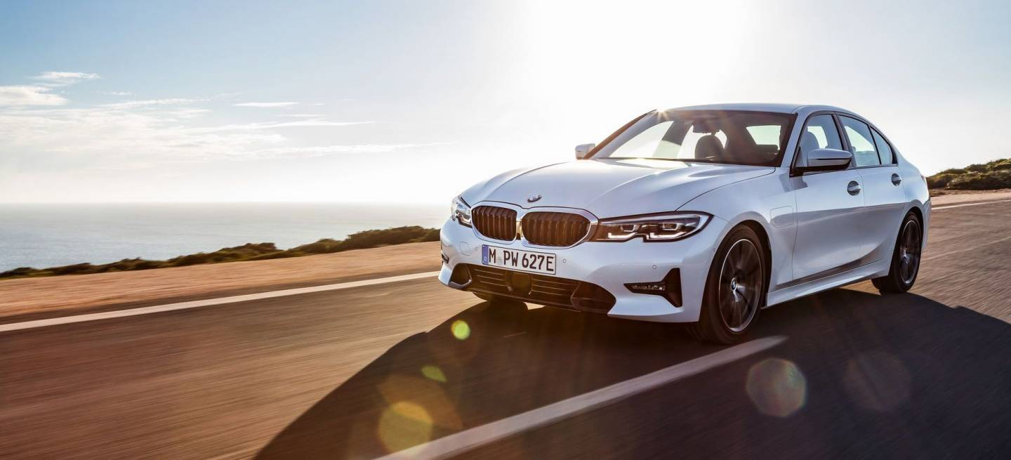 Bmw 330 E Hibrido Enchufable P