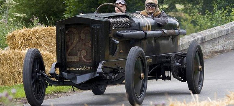BMW Brutus, un Frankenstein de 48 litros de cilindrada y 750
