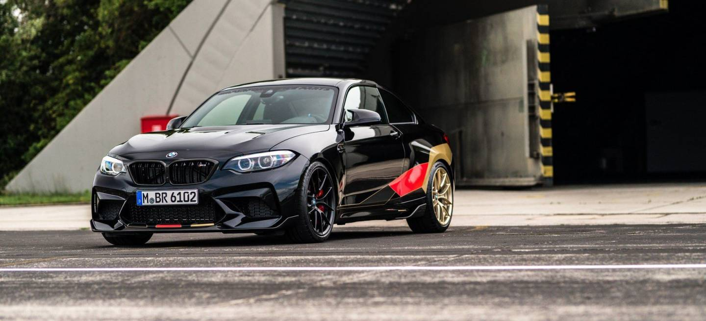 Bmw M2 Competition Germany Edition P