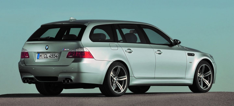 Bmw M5 Touring E34 E61 09
