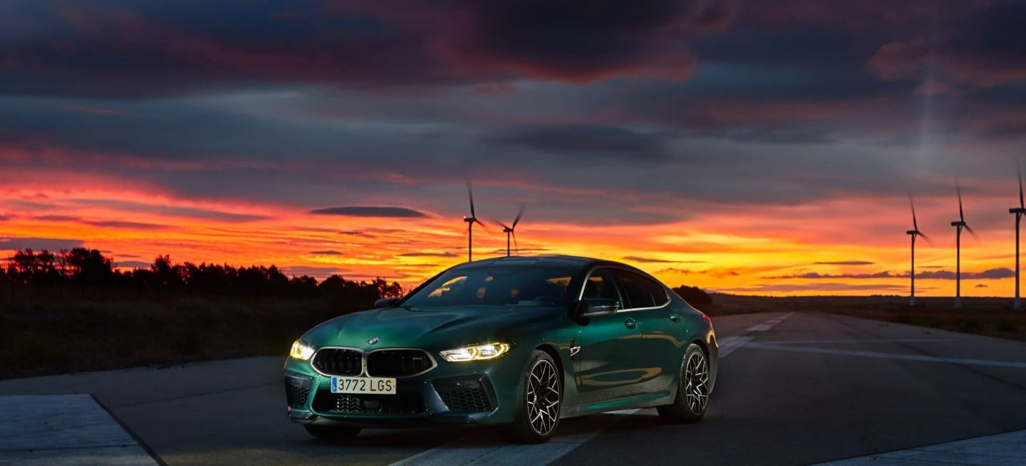 Bmw M8 Gran Coupe First Edition 01