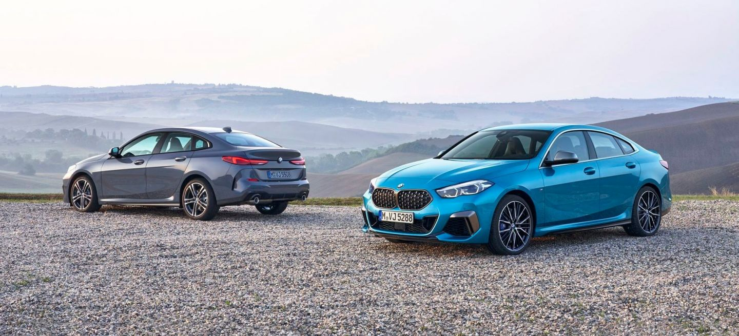 Bmw Serie 2 Gran Coupe 2020 P
