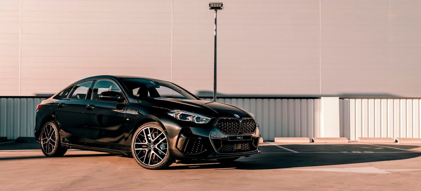 Bmw Serie 2 Gran Coupe Black Shadow Edition 3