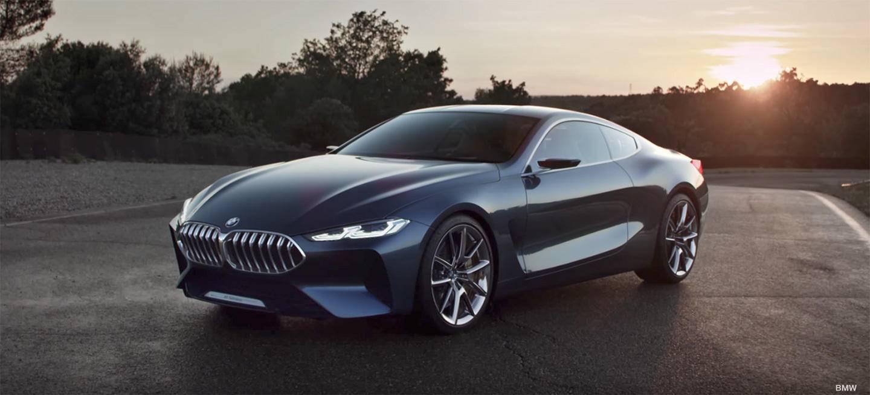 Así luce y ruge el BMW Serie 8 en un vídeo de 90 segundos ...