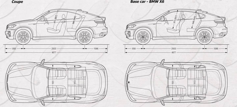 armortech crea un bmw x6 de tres puertas