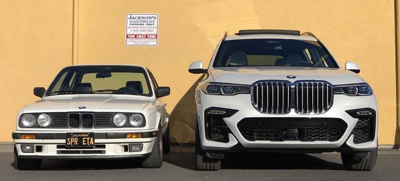 Bmw X7 Serie 3 E30
