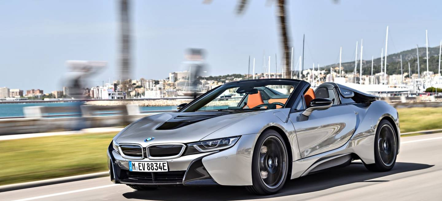 Bmw I8 Spyder Fotos 58