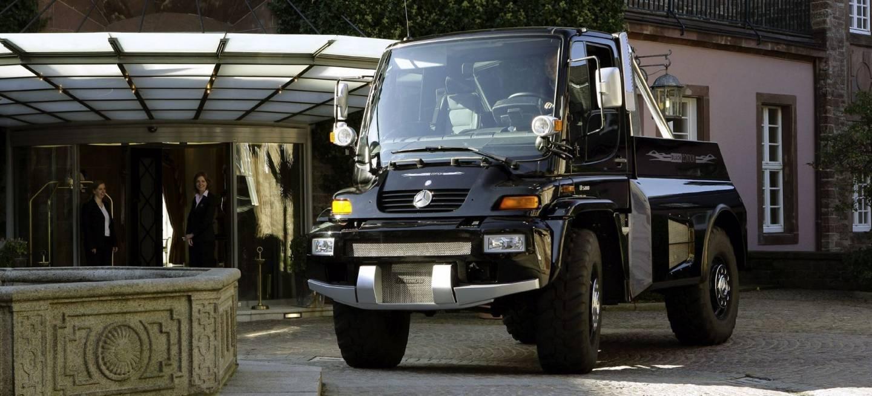 Brabus Mercedes Unimog P